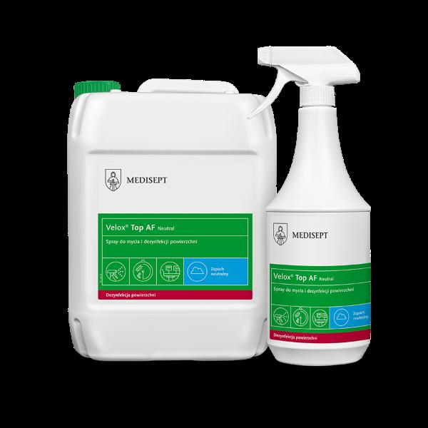 Velox Top AF  Neutral – spray do mycia i dezynfekcji powierzchni