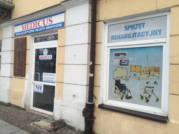 Krasnystaw, Plac 3 Maja 16a