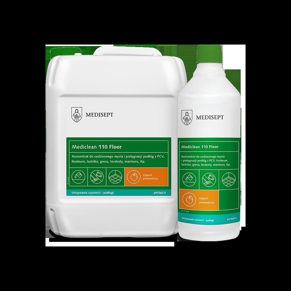 Mediclean 110 Floor – Preparat do mycia i pielęgnacji podłóg