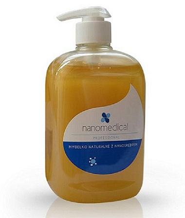 Mydełko naturalne z nanosrebrem – Nanomedical