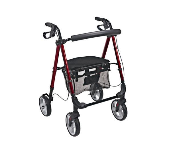 Podpórka rehabilitacyjna 4-kołowa Armedical