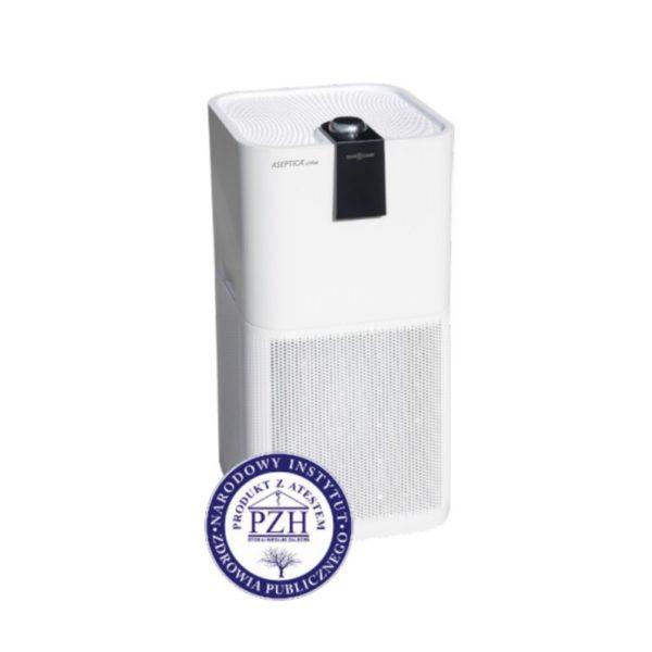Aseptica Cristal – Oczyszczacz powietrza z lampą UV-C